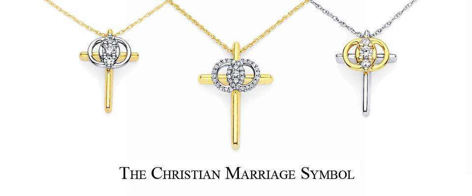 Marriage Symbol - pendant