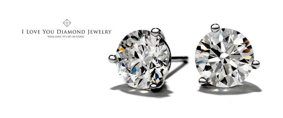 Diamonds - studs