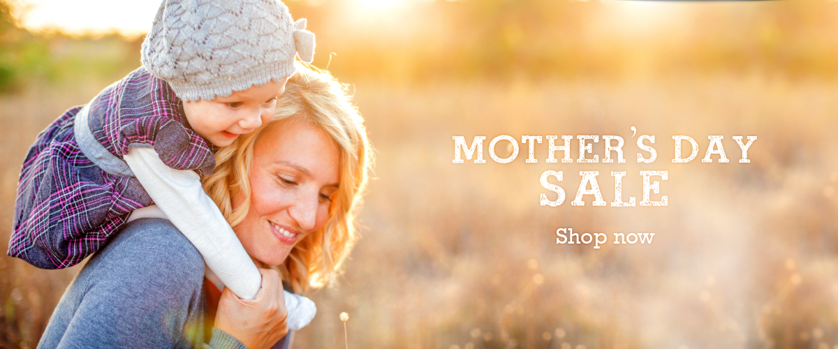 Mothers Day Sale - Mothers Day Sale - Shop Now