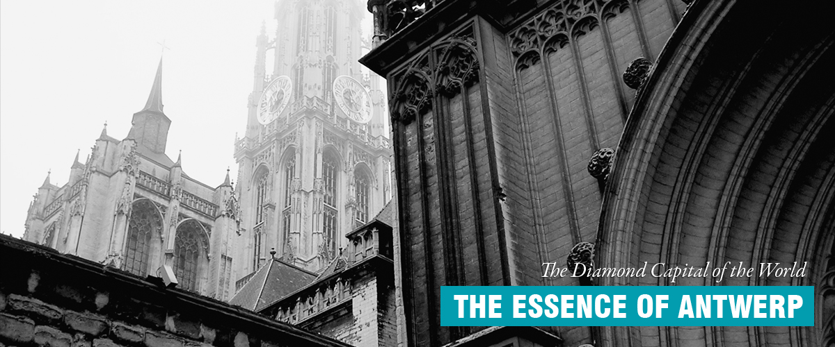 Diamonds from Antwerp - The Diamond Capital of the World - The essence of Antwerp