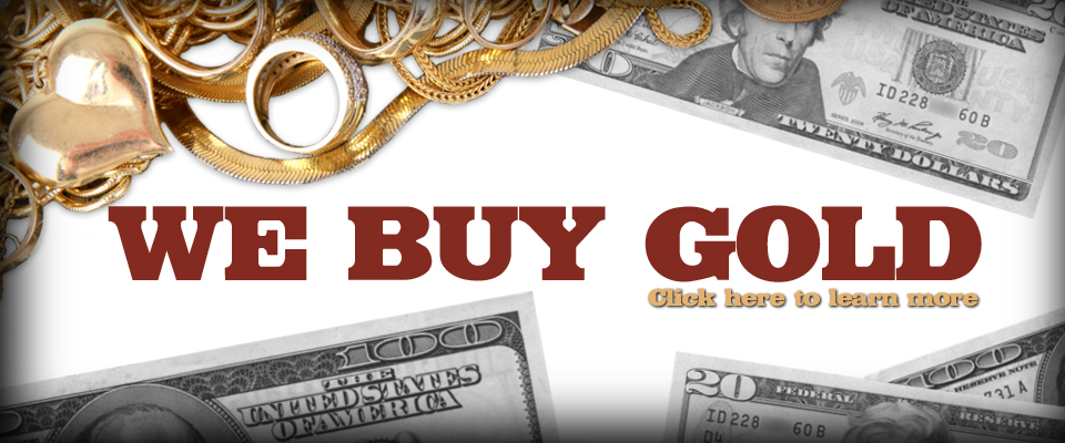 Gold Buying - We Buy Gold / Click here to learn more