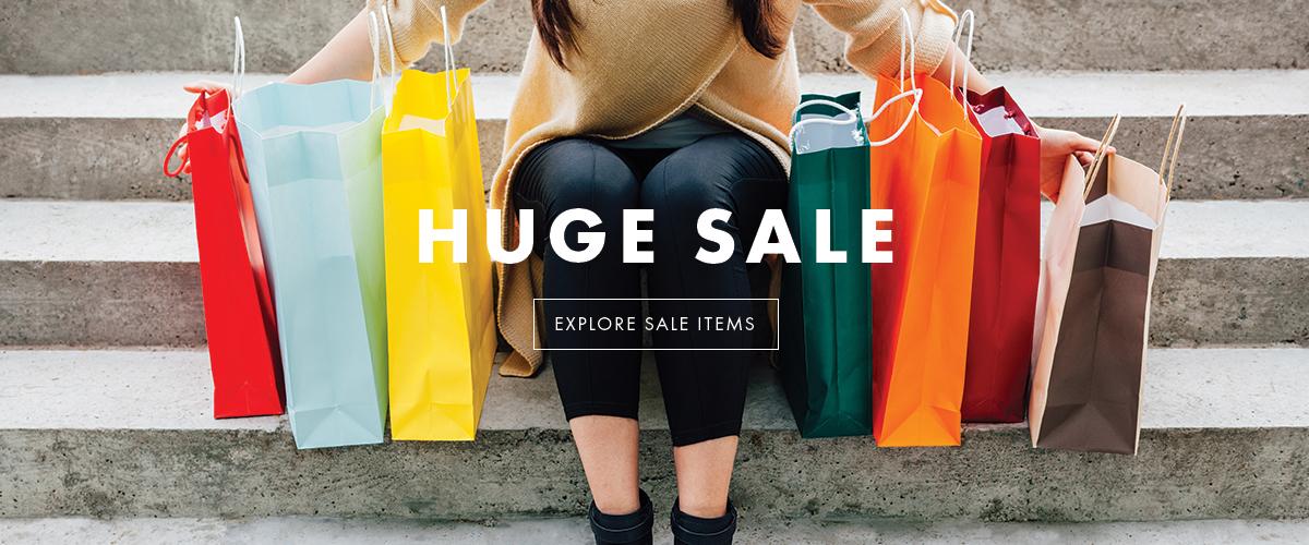 Huge Sale - Huge Sale
