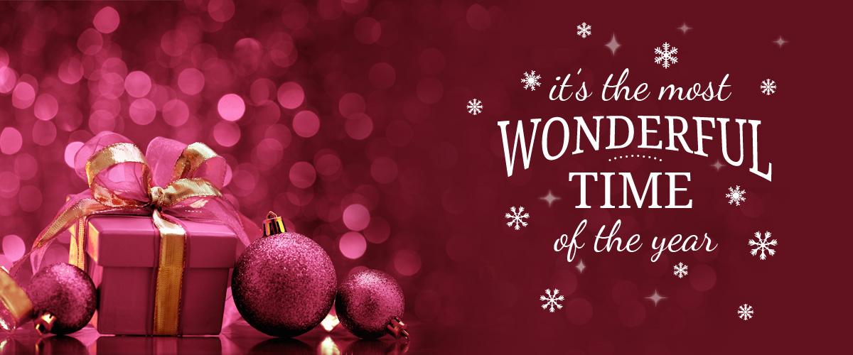 Happy Holidays - It