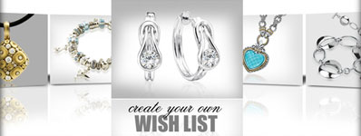 Create a jewelry wish list at Helms Jewelry in Columbia, TN
