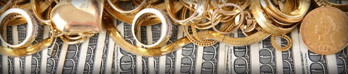 Buying and selling gold at Helms Jewelry in Columbia, TN