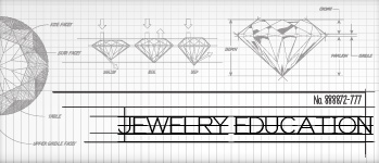 Jewelry Education - the Four Cs of Diamonds, Gemstone Guide, Birthstone Guide, Jewelry Glossary, and Ancient Lore and Legend behind Gemstones - Enhancery Jewelers in San Diego, CA