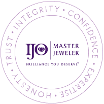 IJO, the Independent Jewelers Organization is a group of retail jewelry stores, of which Karen's Jewelers in Oak Ridge,  is a proud member. We are the exclusive IJO member in the Oak Ridge, Tennessee area.